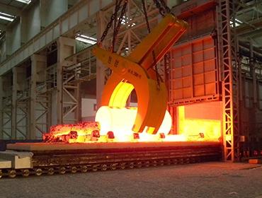 核电专用台车加热炉